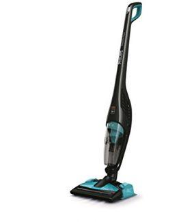 Philips-PowerPro-Aqua-Powerpro-portable-vacuum-cleaners-DryWet-Bagless-Black-Turquoise-0